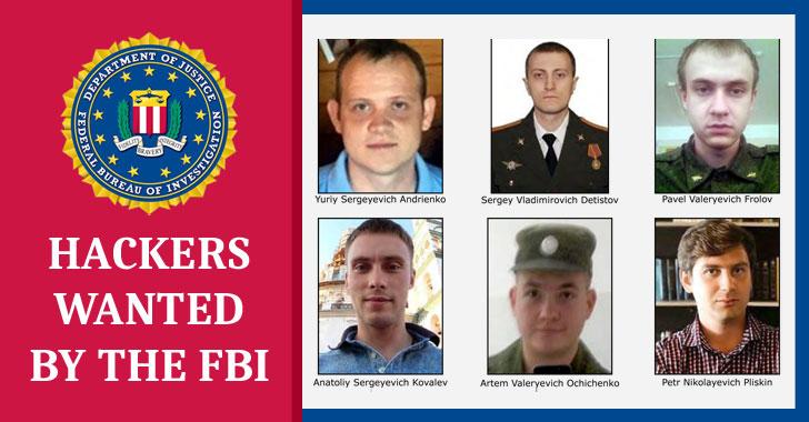 Estados Unidos culpa a 6 oficiales de inteligencia rusos por ciberataques destructivos